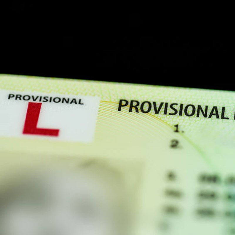 Your Provisional Driving Licence Fast Track