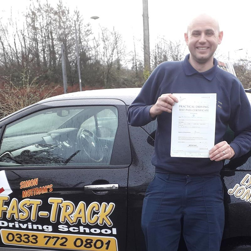 Ben Leader Review of Fast Track Driving School