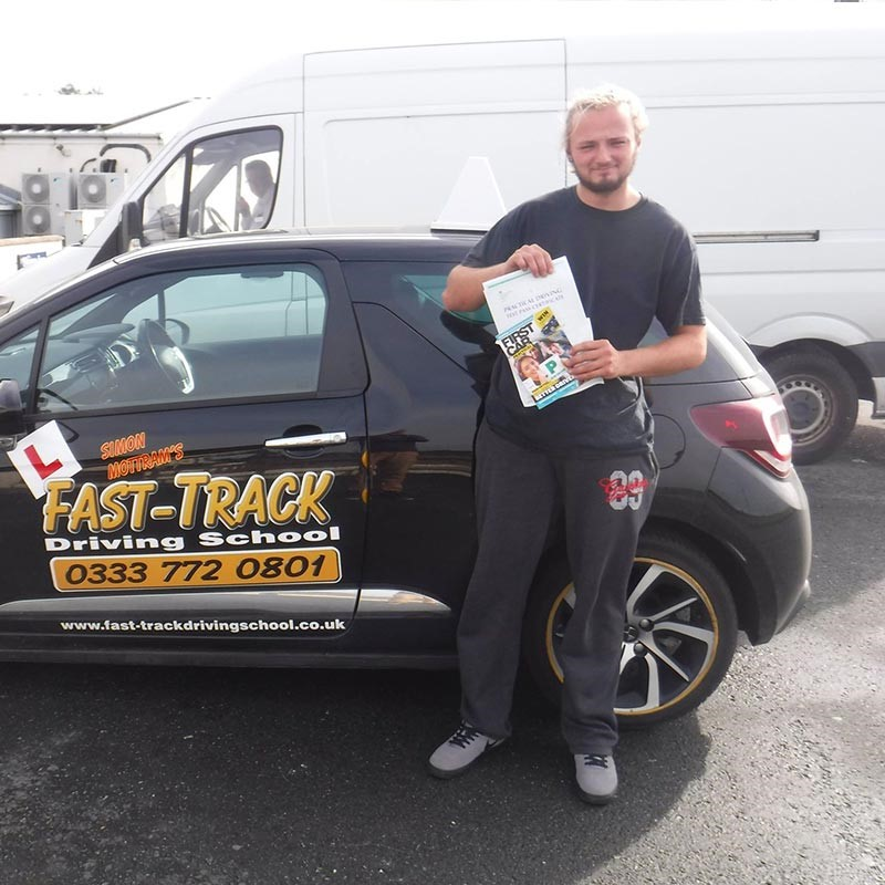 Andrew Secret Review of Fast Track Driving School