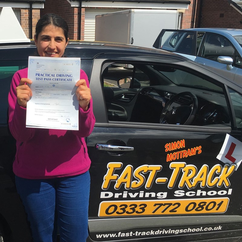 Dylan Soytasli from Carmarthen Review of Fast Track Driving School