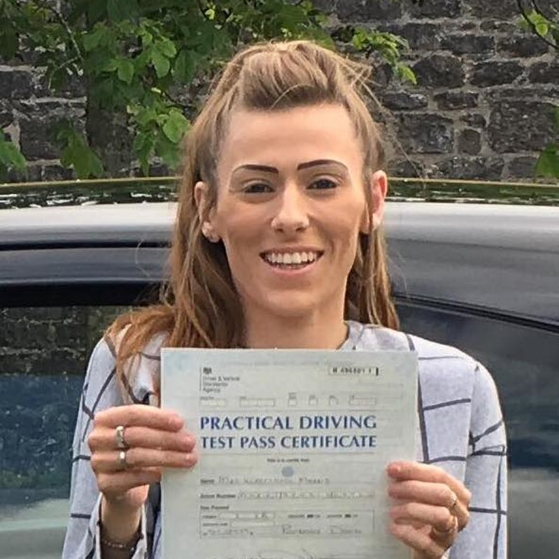 Kerry Morris from Hakin Review of Fast Track Driving School