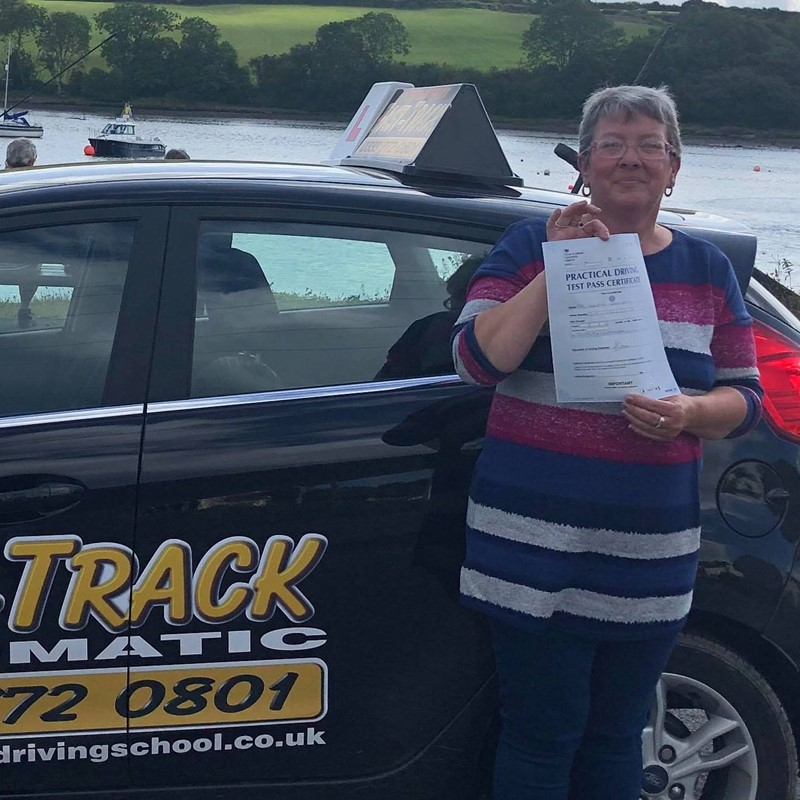 Jeanette Smith from Maenclochog Review of Fast Track Driving School