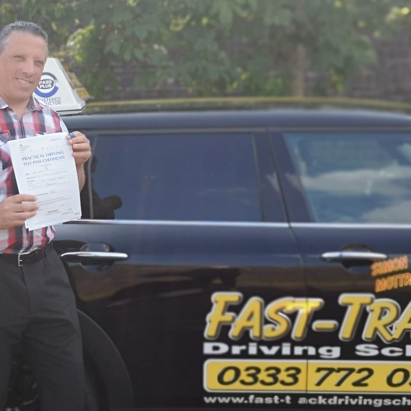 Review of Fast Track Driving School