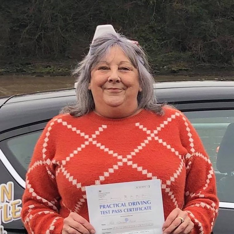 Gaynor Price Review of Fast Track Driving School
