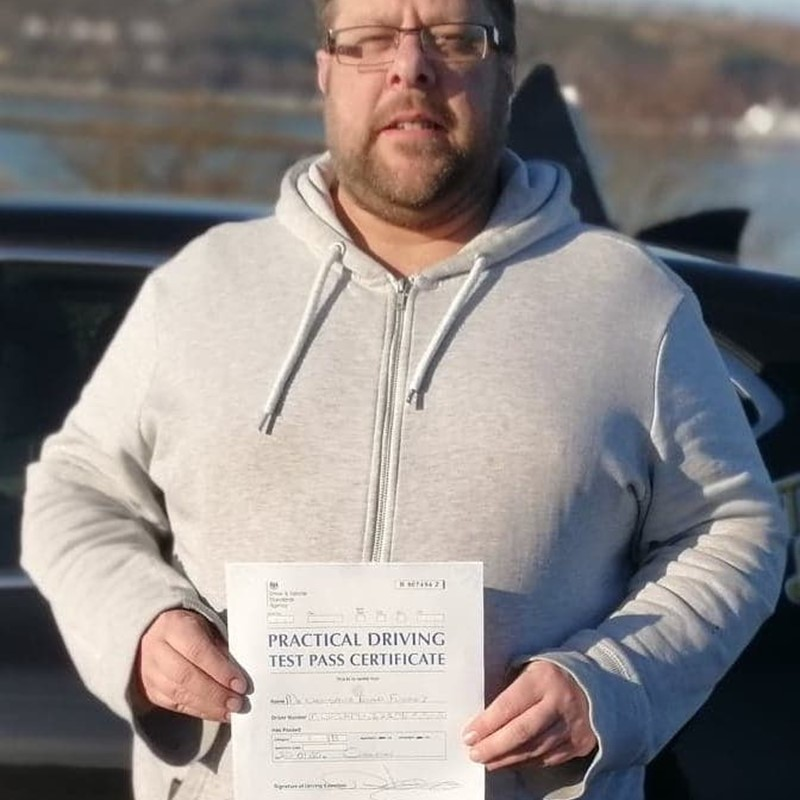 Chris Fluskey Review of Fast Track Driving School