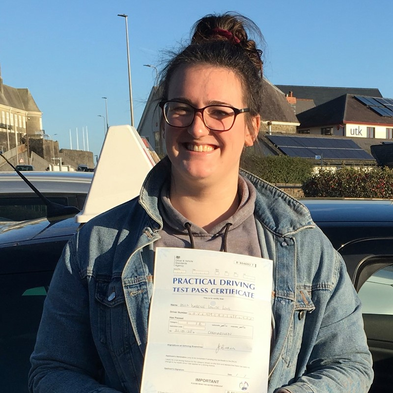 Bella Love Review of Fast Track Driving School