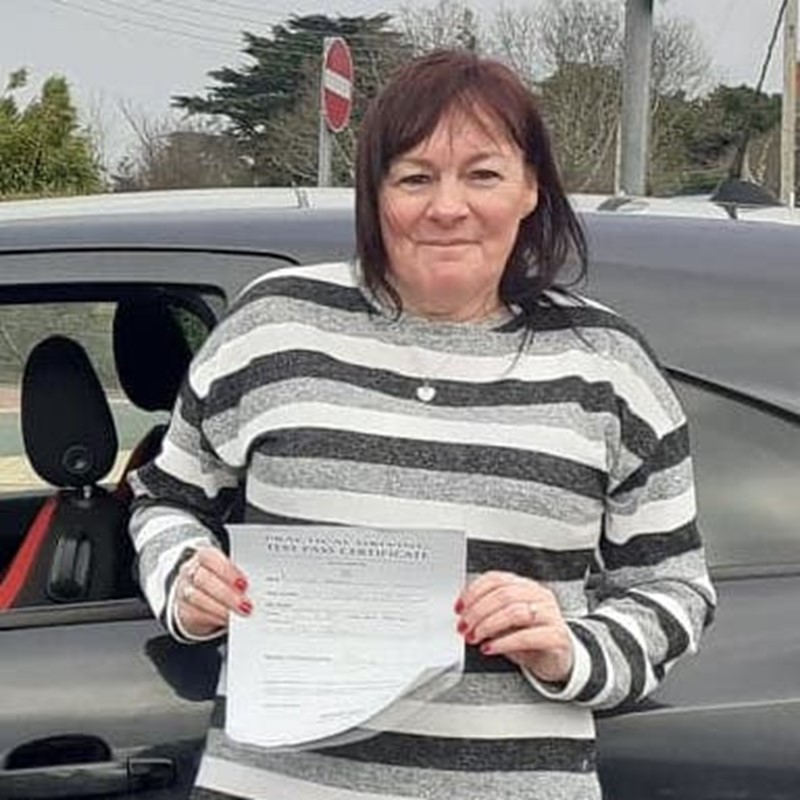 Gaynor Williams Review of Fast Track Driving School