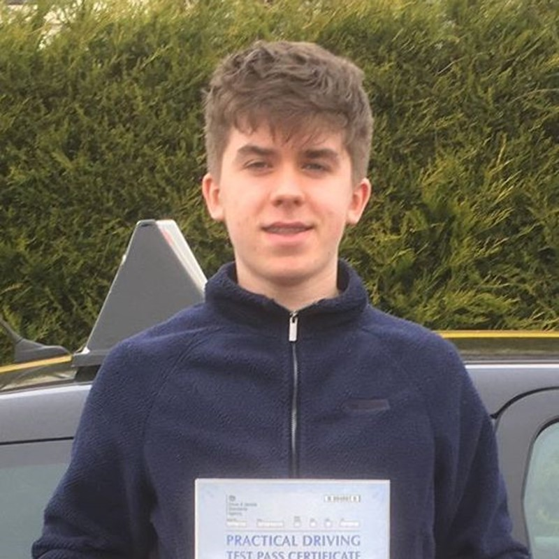 Gareth Mason Review of Fast Track Driving School