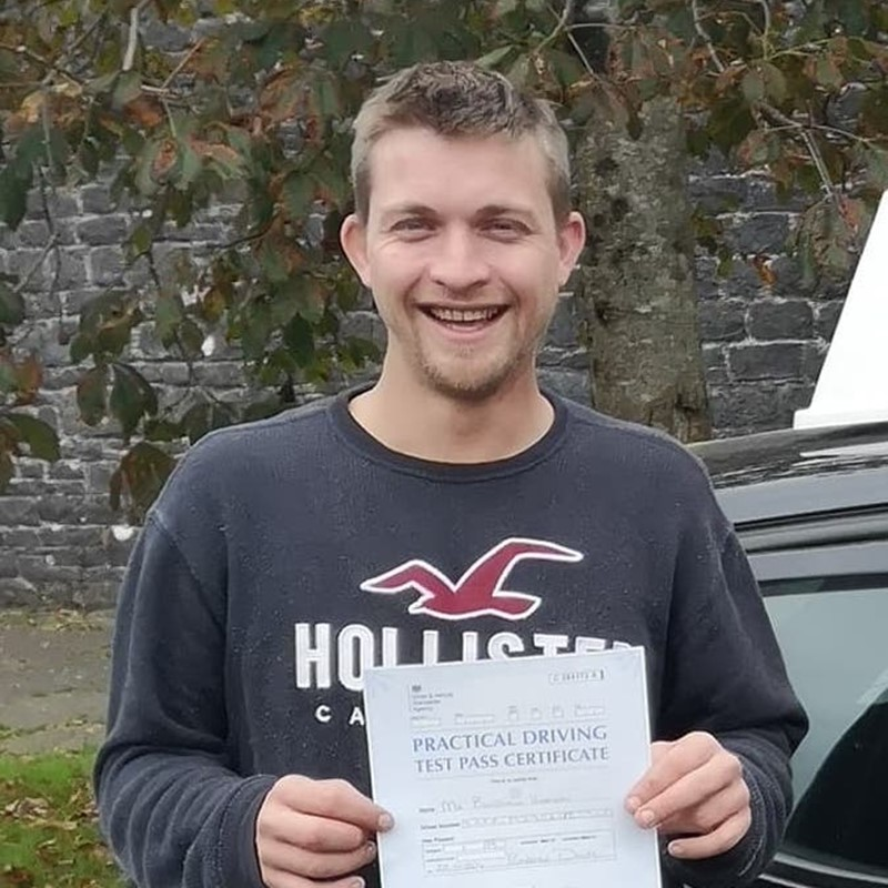 Ben Harrison Review of Fast Track Driving School