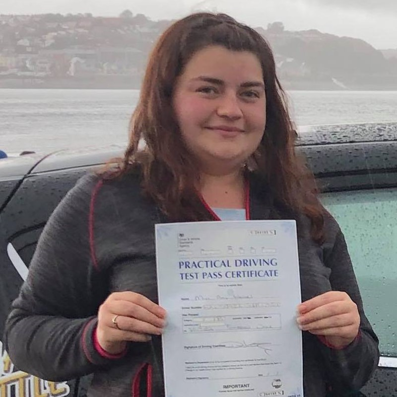 Amy Walters Review of Fast Track Driving School