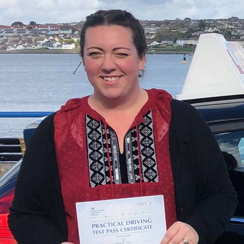 Lauren Trew Review of Fast Track Driving School